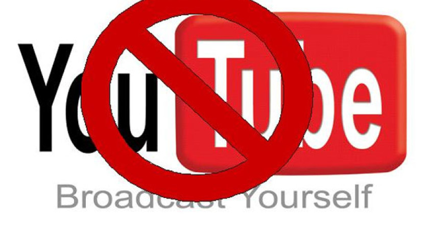 YouTube-banned