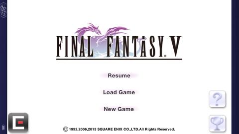 Final Fantasy V Games iphone