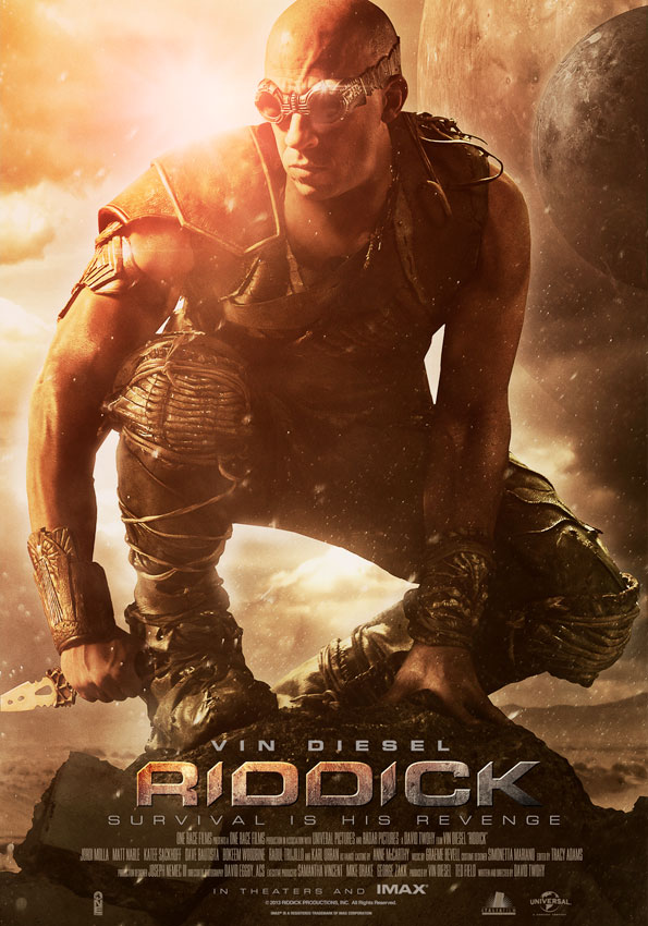 Riddick Watch Online