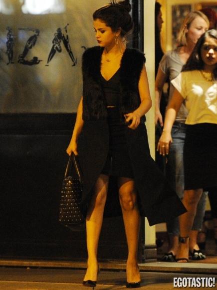 Selena Gomez in Milan
