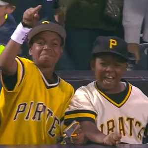 Pittsburgh Pirates fans
