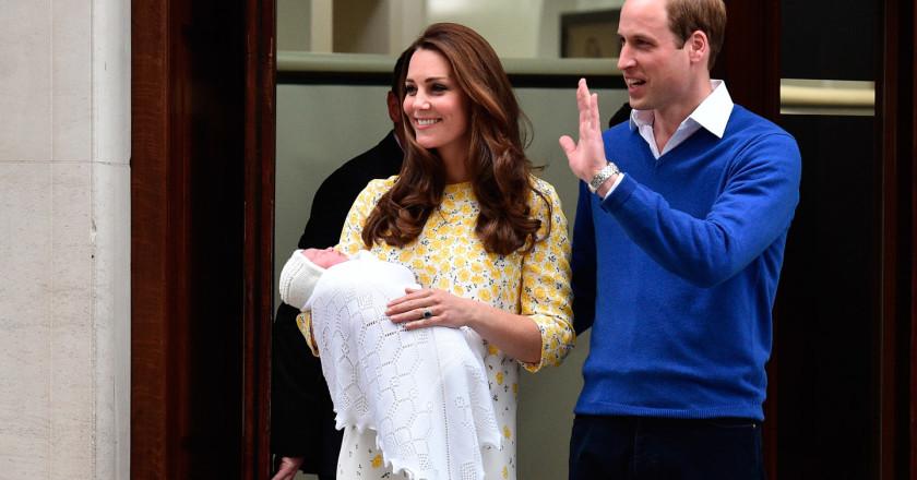 The Royal Baby Girl