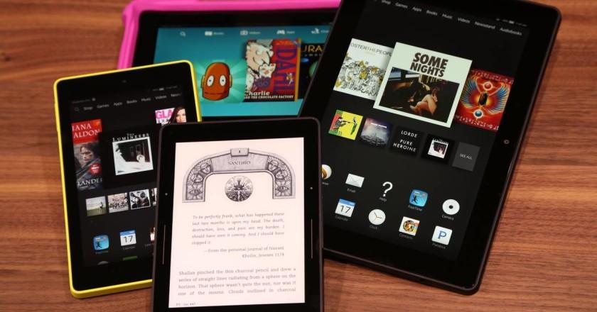 Amazon 6-Inch Tablet