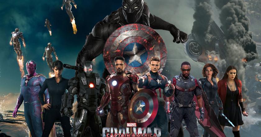 Captain America-Civil War Trailer