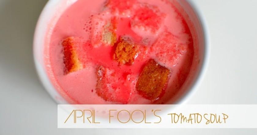 April Fools tomatto