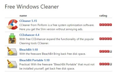 Free-Windows-Cleaner